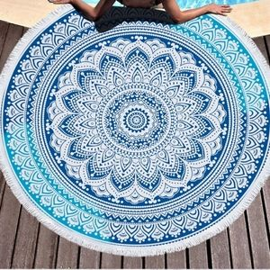 Other - Round Beach Towel